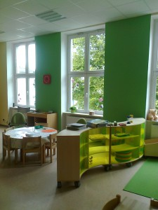 Kindergarten Kluser